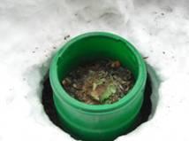 生ごみボカシ堆肥化試験